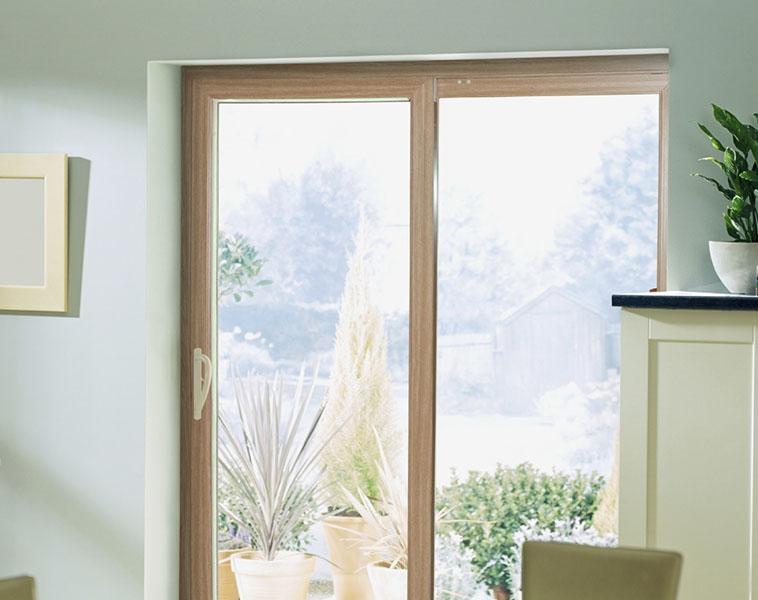vinyl sliding patio doors with deluxe hardware